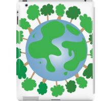 planet earth iPad Case/Skin