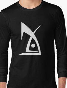 Deus Ex Machina White Long Sleeve T-Shirt
