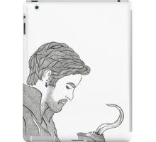 Hook_ Killian Jones_Once Upon A Time iPad Case/Skin