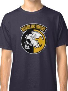 Militaires Sans Frontieres Classic T-Shirt