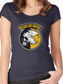 Militaires Sans Frontieres Women's Fitted Scoop T-Shirt