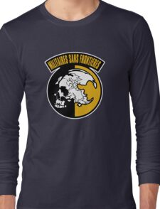 Militaires Sans Frontieres Long Sleeve T-Shirt