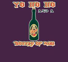Bottle of Rum Unisex T-Shirt