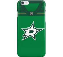 Dallas Stars St. Patrick's Day Jersey iPhone Case/Skin