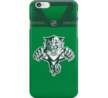Florida Panthers St. Patrick's Day Jersey iPhone Case/Skin