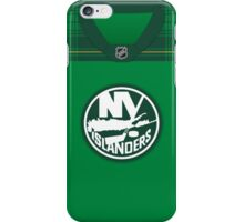New York Islanders St. Patrick's Day Jersey iPhone Case/Skin
