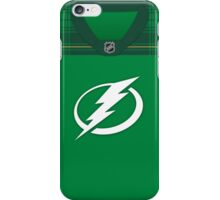 Tampa Bay Lightning St. Patrick's Day Jersey iPhone Case/Skin