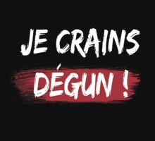 Je crains degun french urban sentence speech slogan france marseille One Piece - Long Sleeve