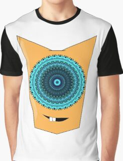 Happy monster Graphic T-Shirt