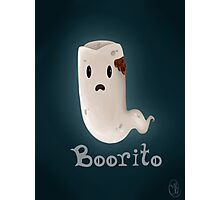 Boorito Photographic Print