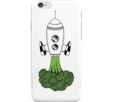 Smoked broccoli iPhone Case/Skin