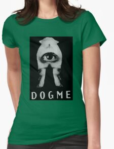 Dogme 95  Womens Fitted T-Shirt