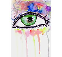 Eye Colors Photographic Print