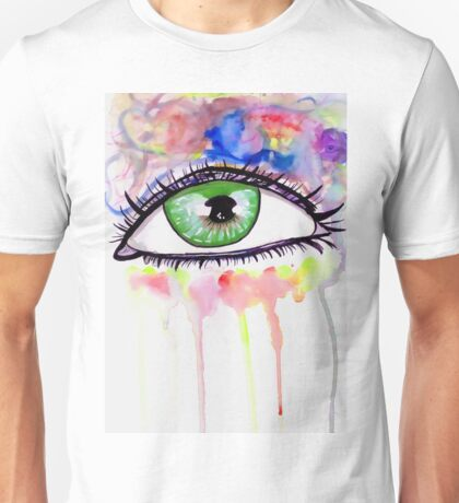 Eye Colors Unisex T-Shirt
