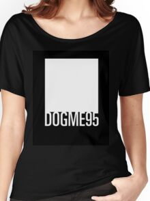 Dogme 95 minimal Women's Relaxed Fit T-Shirt