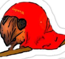 Weasley Mouse Sticker