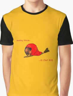 Weasley Mouse Graphic T-Shirt
