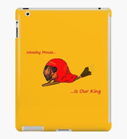 Weasley Mouse iPad Case/Skin