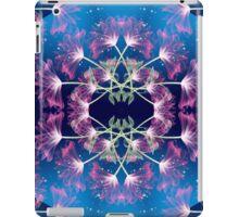 Flowers Mandala iPad Case/Skin