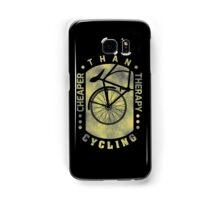 Cycling Samsung Galaxy Case/Skin