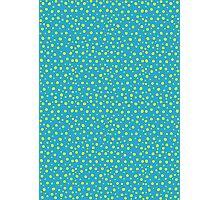 Yellow Polka Dot Photographic Print
