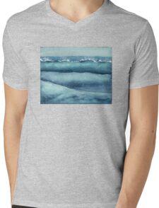 Emotions in waves Mens V-Neck T-Shirt