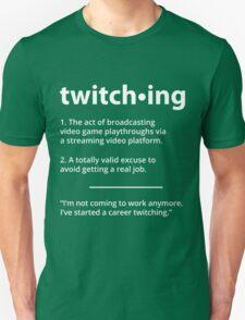Twitch T-Shirt   Hearthstone dota Warcraft fifa pokemon destiny battlefront geek T-Shirt