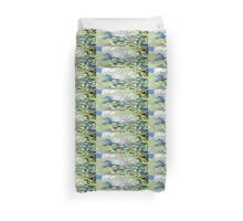 Daydreams and Lily Ponds Duvet Cover