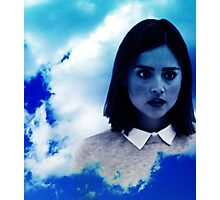 Rest in peace Clara Oswald Photographic Print