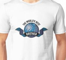 The World's Best Brother Unisex T-Shirt