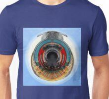 Fire truck as art 2 Unisex T-Shirt