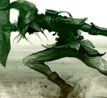 Spin Attack Zelda Sticker