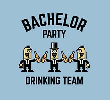 Bachelor Party Drinking Team (Stag Night) Unisex T-Shirt