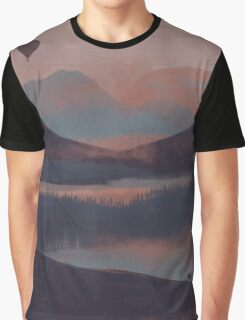Adrift in the Mountains... Graphic T-Shirt