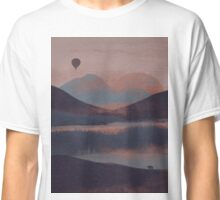 Adrift in the Mountains... Classic T-Shirt