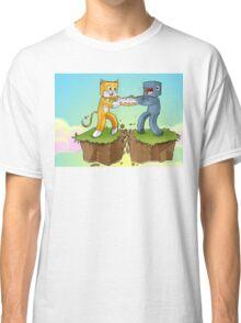 Stampy Vs Squid Classic T-Shirt