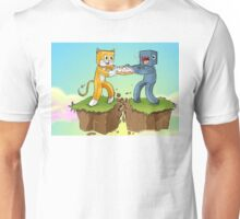 Stampy Vs Squid Unisex T-Shirt