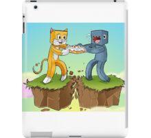 Stampy Vs Squid iPad Case/Skin