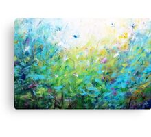 Songs of Spring Canvas Print