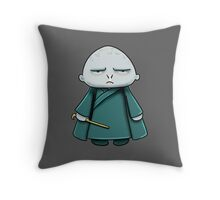 Voldemort Throw Pillow