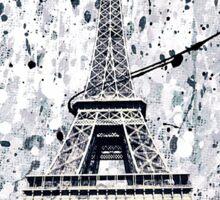 The Eiffel Tower Sticker
