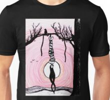 The Hanged Man - tarot series by Minxi Unisex T-Shirt