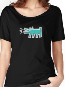 Keith - DoG Women's Relaxed Fit T-Shirt