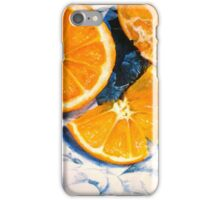 Still Life with Blue and White Chintz.. iPhone Case/Skin