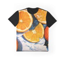 Still Life with Blue and White Chintz.. Graphic T-Shirt