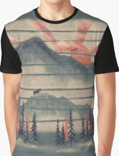 Mountain Goat Drifter... Graphic T-Shirt