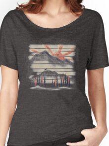 Mountain Goat Drifter... Women's Relaxed Fit T-Shirt