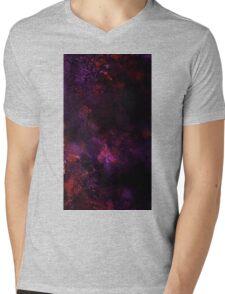 Regular Show Theme Mens V-Neck T-Shirt