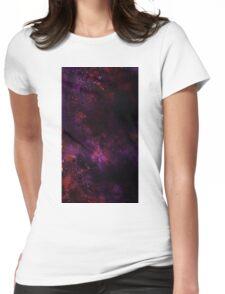 Regular Show Theme Womens Fitted T-Shirt