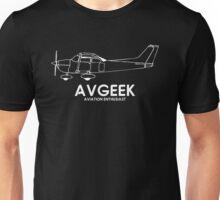 Aviation Geek Cessna Design Unisex T-Shirt